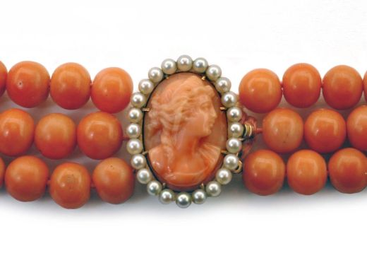 cameo 3 coral