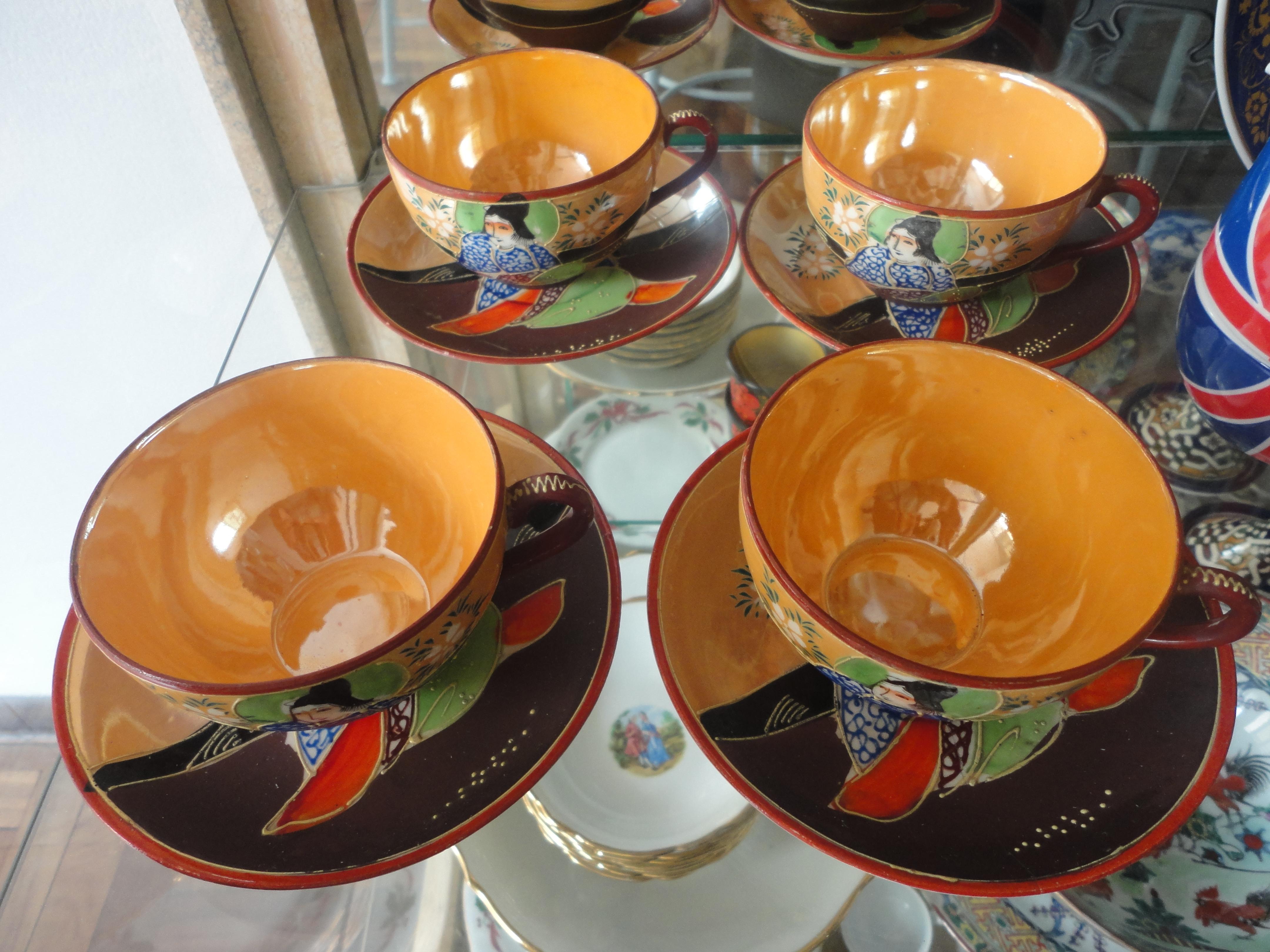Cer mica satsuma big ben antiguedades y coleccionismo - Como limpiar la porcelana del bano ...