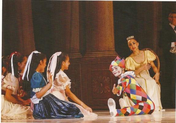 Cascanueces - Teatro Municipal de Lima
