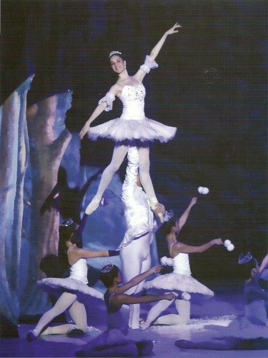Ballet Cascanueces - Teatro Municipal de Lima