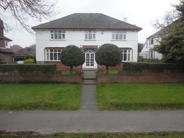 La casa del manager de los Beatles, Brian Epstein, en Liverpool