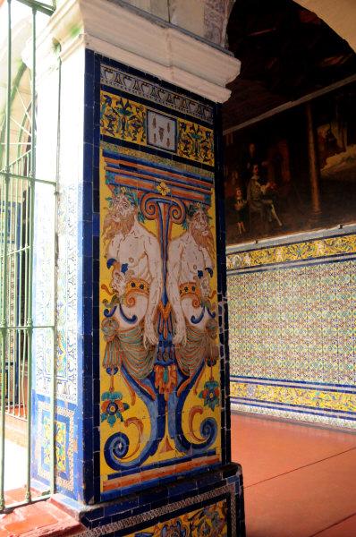 azulejo convento de san francisco