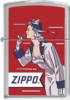Encendedor marca Zippo, de 1935.