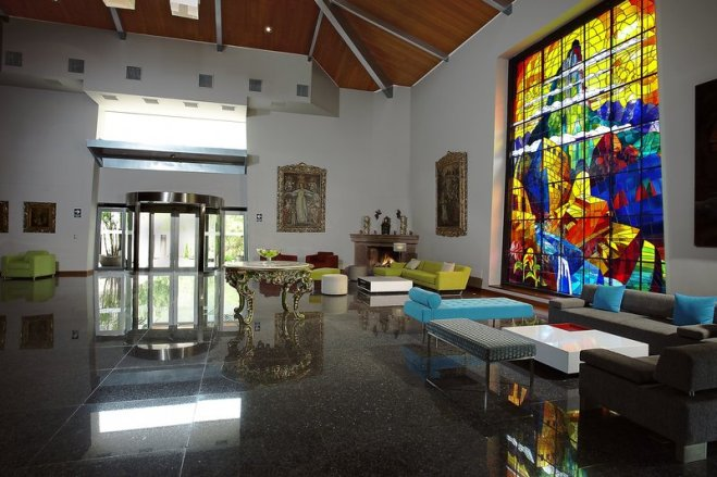 Reception_hotel Aranwa valle sagrado