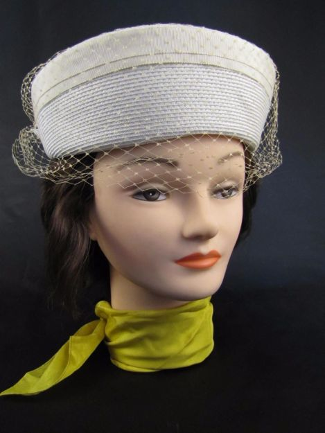 hat pillbox 1930 usa