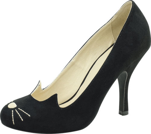 hello kitty black shoes