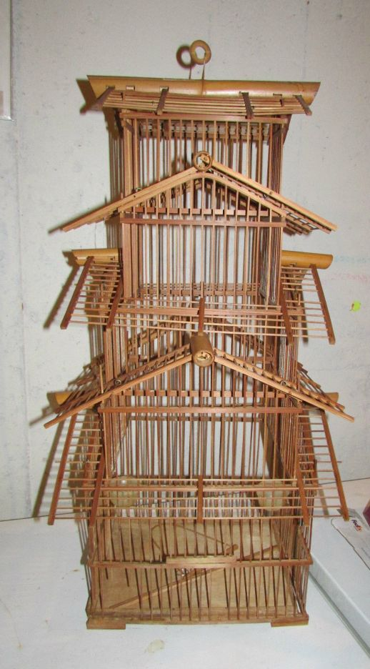 jaula bambu taiwan