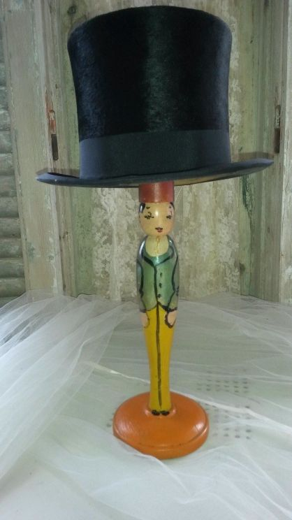 parantes para sombreros frances