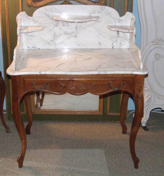 tocador frances 1880 encimera marmol