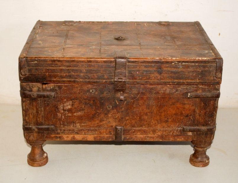 Arc n antiguo big ben antiguedades y coleccionismo - Baules antiguos de madera ...