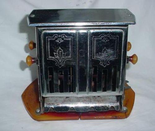 bakelite 1920 toaster