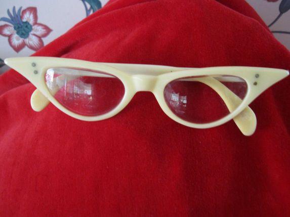 bakelite 1960 glasses