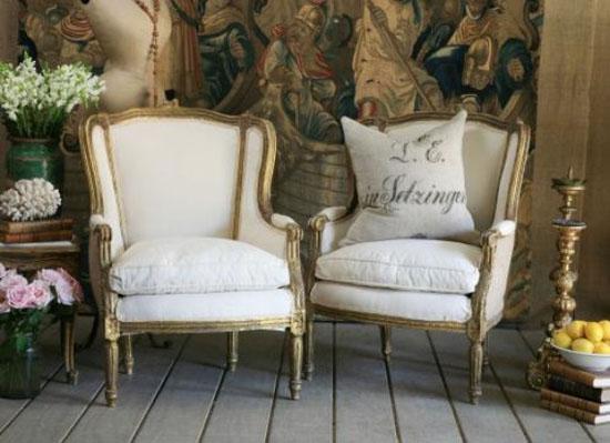 Bergere el sill n cl sico de cl sicos big ben - Estilos de sillas antiguas ...