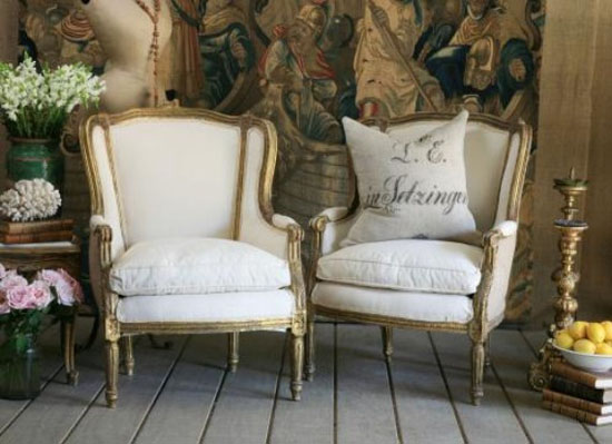 Bergere: el sillón clásico de clásicos   Big Ben Antiguedades y ...