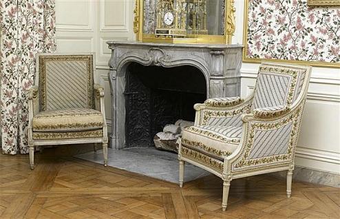berger castillo de versalles