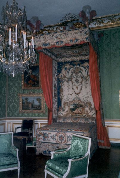 berger maria antoinette son bedroom