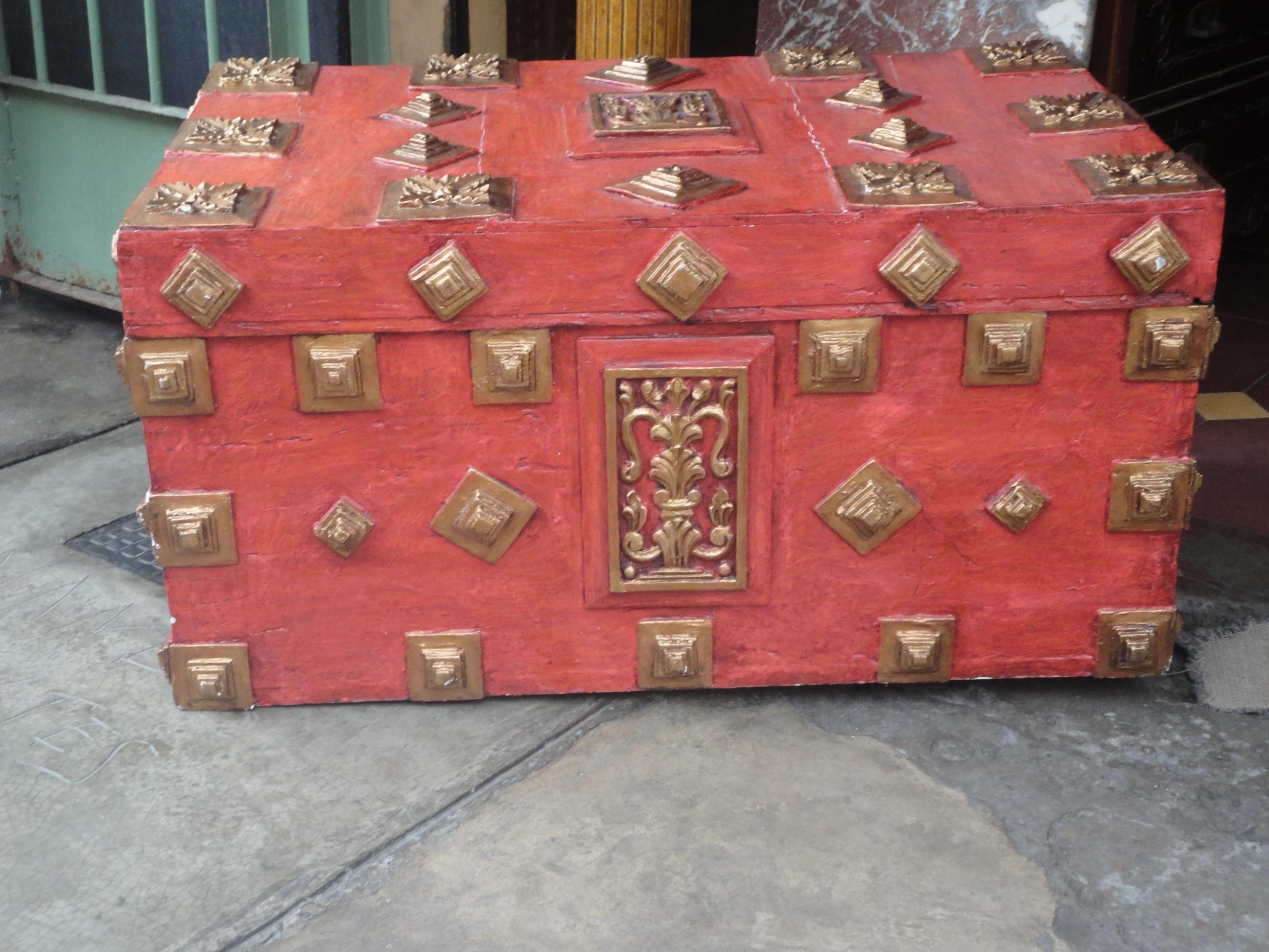 Como restaurar baules antiguos se construyen con tableros - Restaurar baules antiguos ...