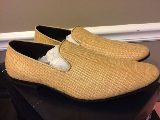 wicker Giorgio Brutini shoes