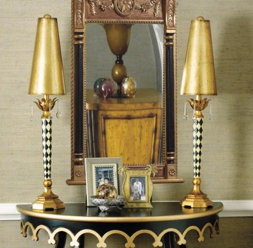 arlequin lámpara