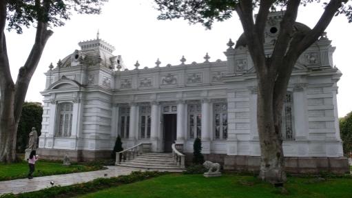 MUSEO DE OSMA, BARRANCO