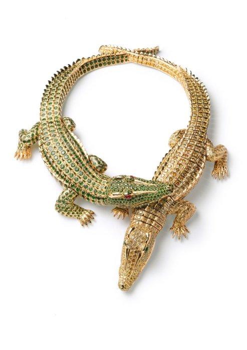 María felix cocodrilos de oro y esmeraldas