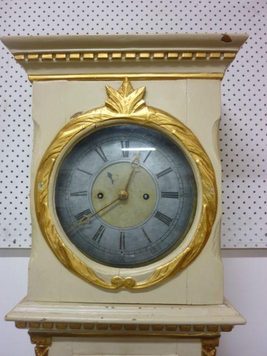 Grandfather's Clock 1820 danes Bornholm Clocks 2