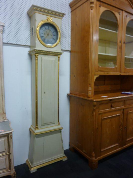 Grandfather's Clock 1820 danes Bornholm Clocks