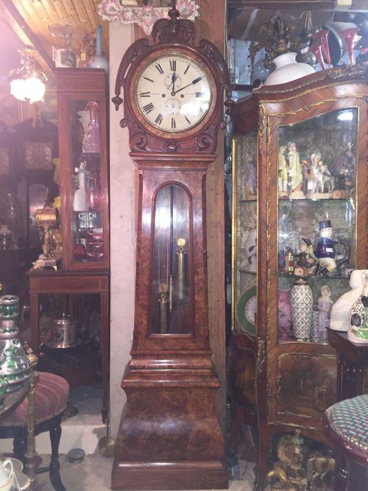 Grandfather's Clock 1860 Patrick Donegan of Dublin