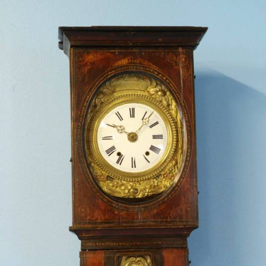 Grandfather's clock french Morbier Wine Growers 1840 2