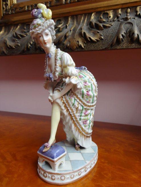 porcelana francesa sevres 1900