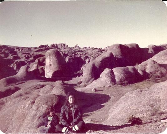 Valle de las Focas - Marcahuasi