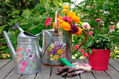 watering can decoration 4