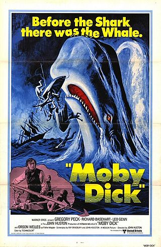 Moby Dick, 1956