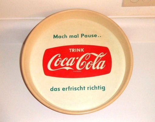 Fuente de ceramic de 1950.