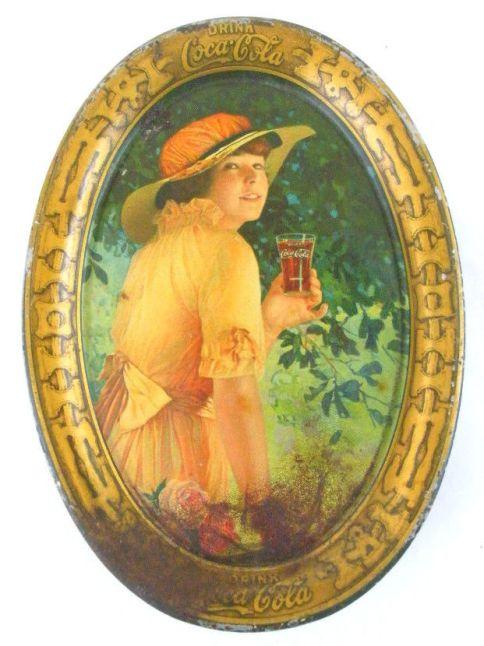 Azafate de latón, 1917.