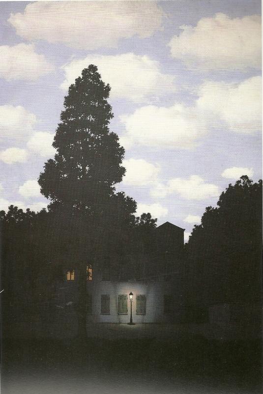 El Imperio de las Luces - René Magritte