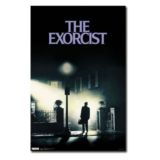 the exorcista poster