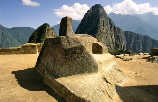 calendario solar Macchu Picchu