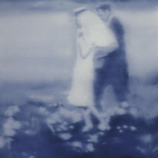 Bride and Groom, 1966 por Gerhard Richter.