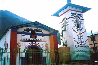 antioquía iglesia