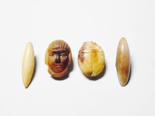 botones egipcios
