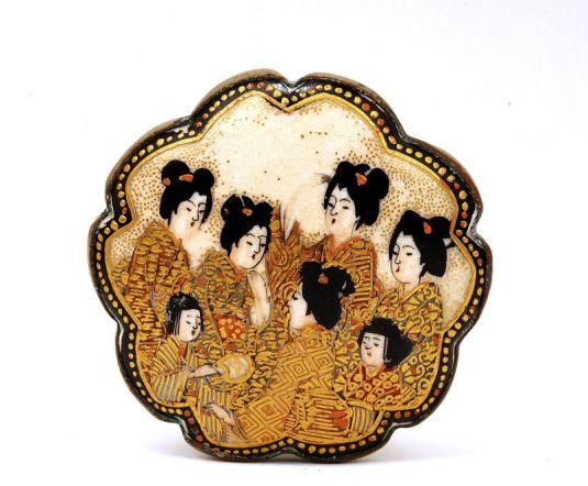 botones Meiji (1868-1912) Japanese Satsuma.jpg