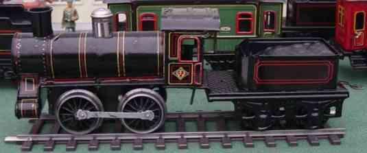 trains bing 1930