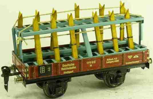 trains de carga marklin 1935