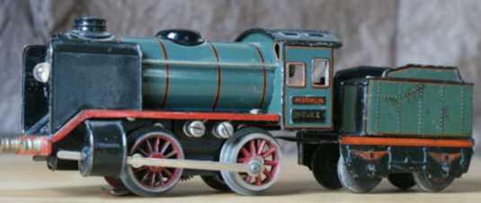 trains marklin 1938