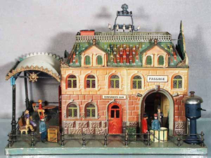 trins station marklin 1920