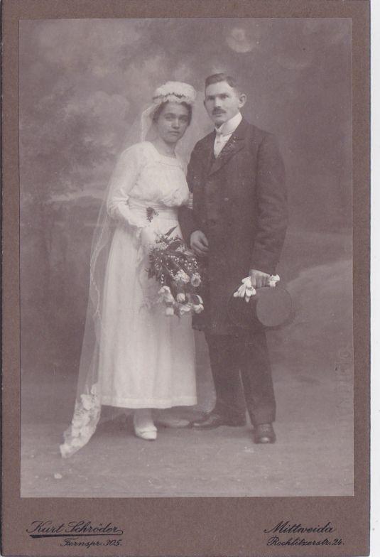 boda vintage alemania 1940