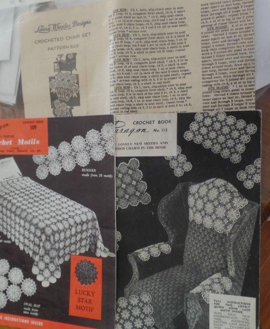 crochet revista 1940