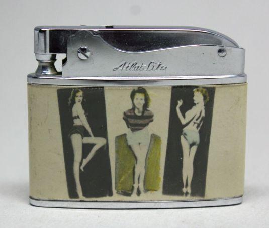 eros encendedor Atlas Lite 1960s