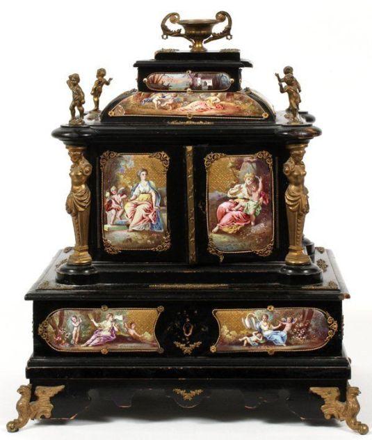 gabinete de mesa austriaco